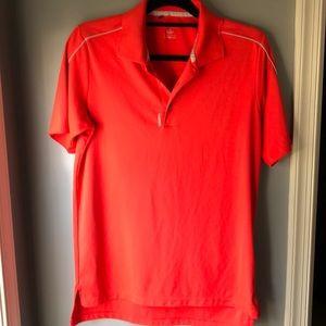 ADIDAS • Men's Golf Shirt Size Small